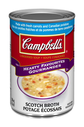 Campbell&#39;s Condensed Scotch Broth