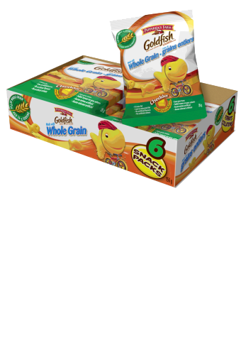 goldfish whole grain 26g 6 pack