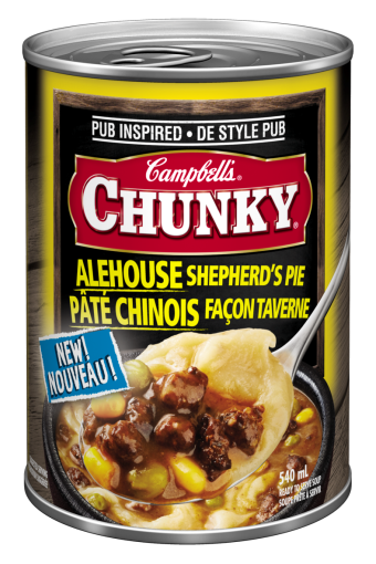 campbells chunky alehouse shepherds pie 540 ml