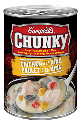 campbells chunky chicken la king