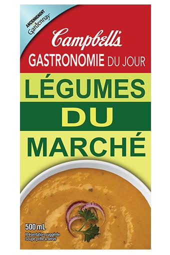 Gastronomie Du Jour Legumes Du Marche