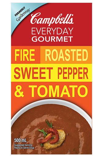 Everyday Gourmet Fire Roasted Sweet Pepper & Tomato