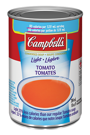 campbells condense lgre tomates