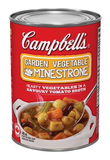 garden vegetable minestrone