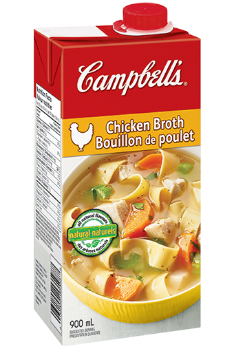 Campbell's Ready To Use Chicken Broth