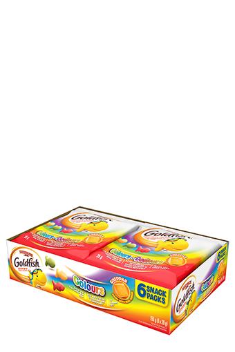 goldfish colours 26g6 pack