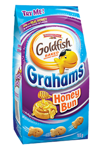 Goldfish® Honey Bun Grahams
