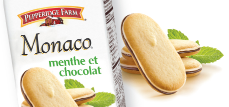 Monaco Menthe et chocolat