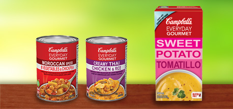 Campbell's Everyday Gourmet