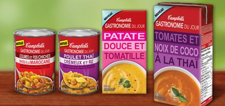 Gastronomie Du Jour De Campbell