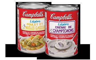 Campbell's Ready to Enjoy Light