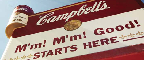 Campbell's sign