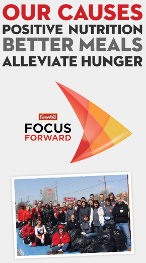 causes focus forward Campbell's workers
