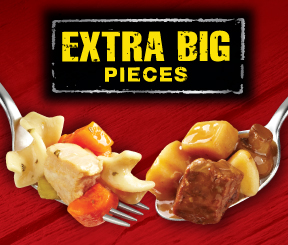 Campbell's Chunky Extra Big Pieces