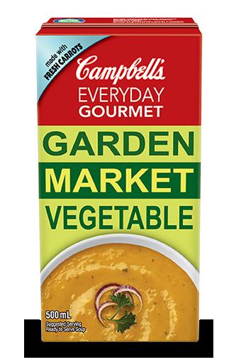 Everyday Gourmet Garden Market Vegetable