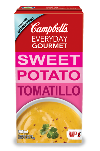 Sweet Potato Tomatillo