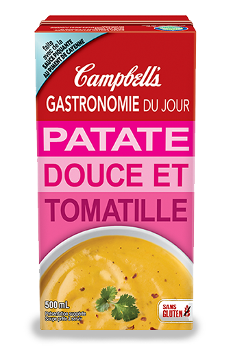 Patate douce et tomatille