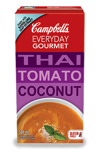Everyday Gourmet Thai Tomato Coconut