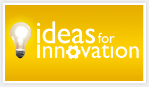ideas for innovation logo
