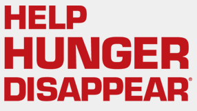 Help Hunger Disappear logo