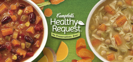 Campbell's Healthy Request