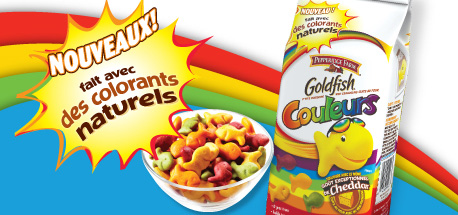Goldfish Couleurs