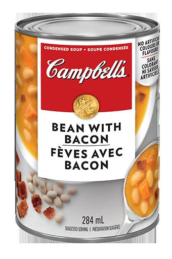 campbells condense fves avec bacon