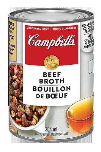 Campbell's condensée, Bouillon de Bœuf