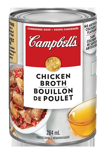 campbells condense bouillon de poulet