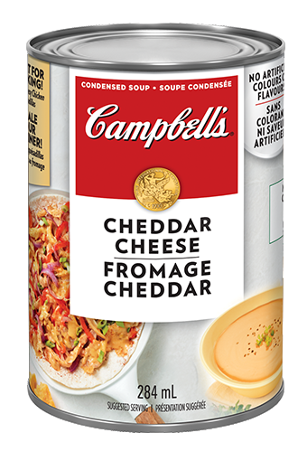 campbells condense fromage cheddar