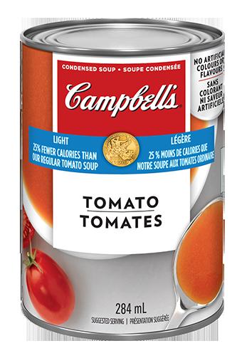 campbells condense lgre tomates