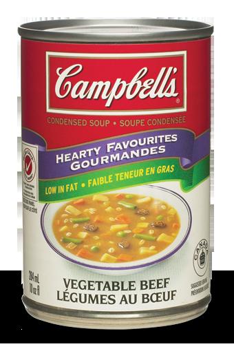 Légumes au Bœuf