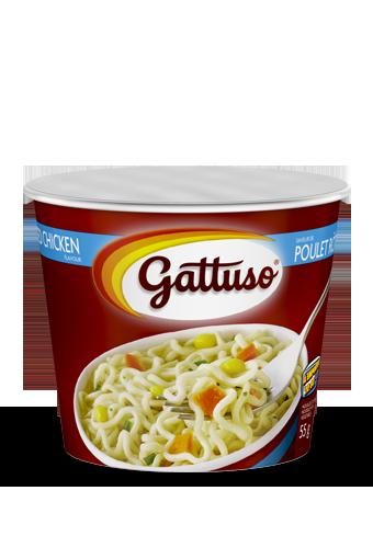 gattuso saveur de poulet rti