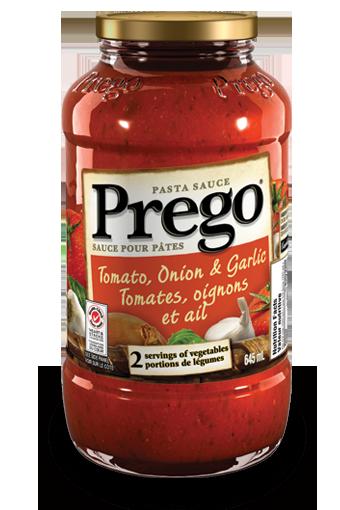 sauce pour ptes pregomd tomates oignons et ail