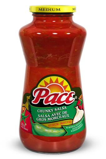 pace medium chunky salsa 642 ml