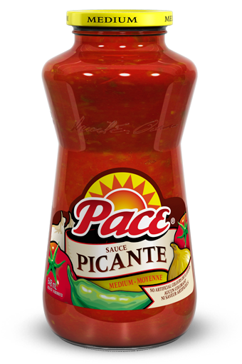 Picante Sauce Made In New York City