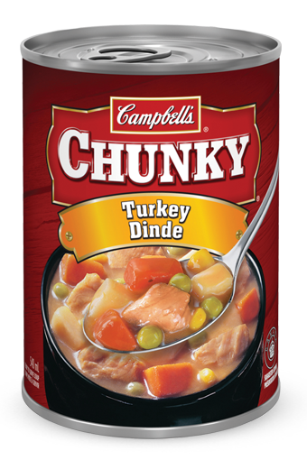 campbells chunky turkey 540 ml