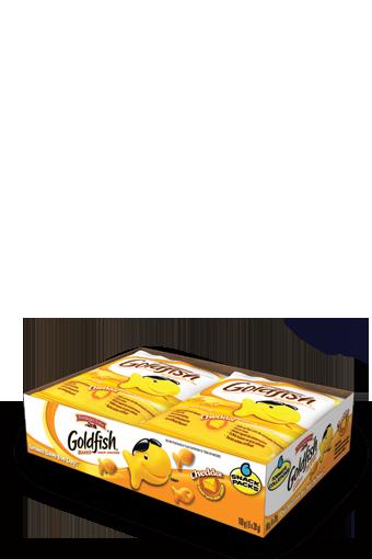 goldfish cheddar 28 g 6 pack 24 pack