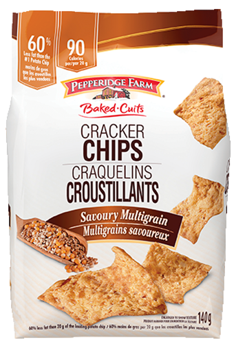 Pepperidge Farm ® Craquelins croustillants, multigrains savoureux
