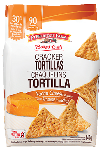 Pepperidge Farm® Nacho Cheese Cracker Tortillas