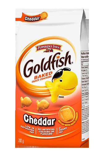 goldfish cheddar 200 g