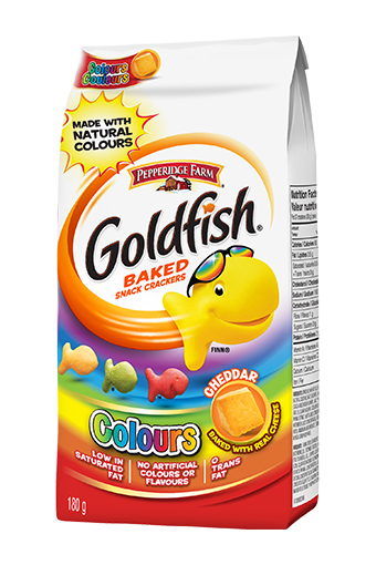 Goldfish Colours