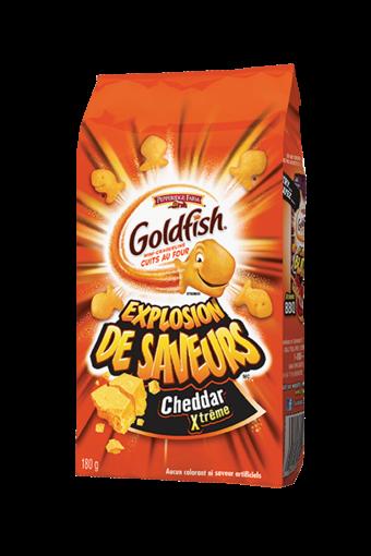 goldfish explosion de saveursmc cheddar extrme