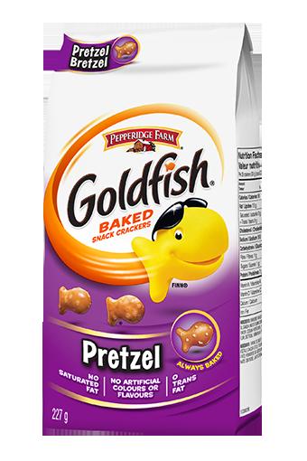 goldfish pretzel