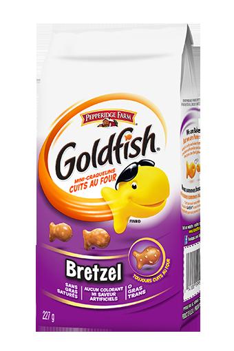 Goldfish Bretzels