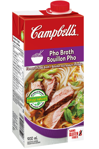 Campbell's® NEW Pho Broth