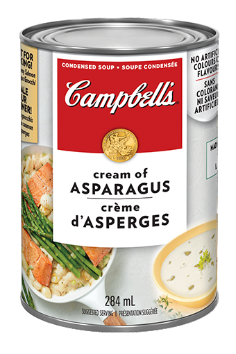 campbells condensed cream of asparagus