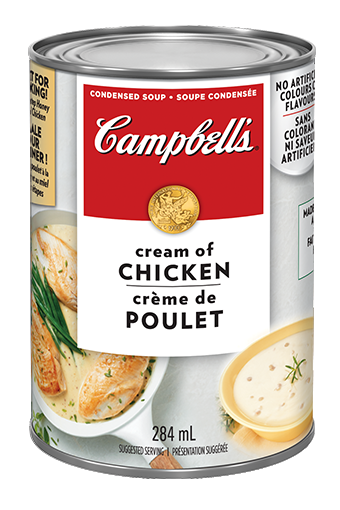 campbells condensed cream of chicken