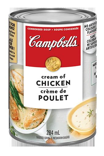 campbells condensed cream of chicken
