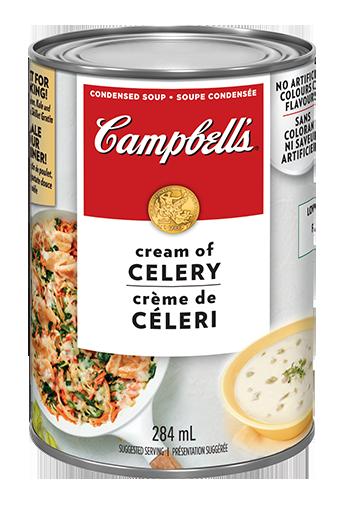 campbells condensed cream of celery
